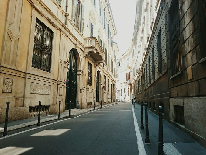 Street in Milan Milan,Italy I Love My City Feel The Journey The Secret Spaces Neighborhood Map Colour Your Horizn