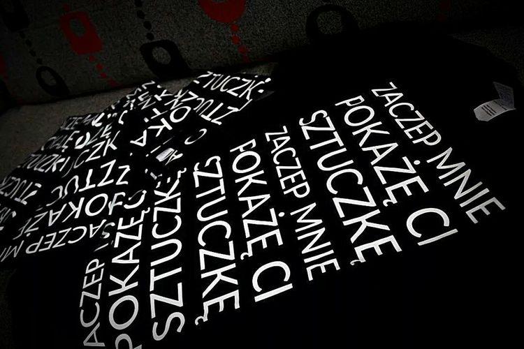 Koszulka T-shirt Magic Sztuczki Sztuczka Trick  The Other Crew L4l F4F