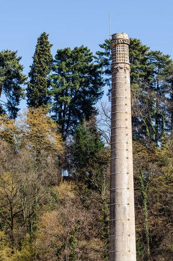 Old Chimney of