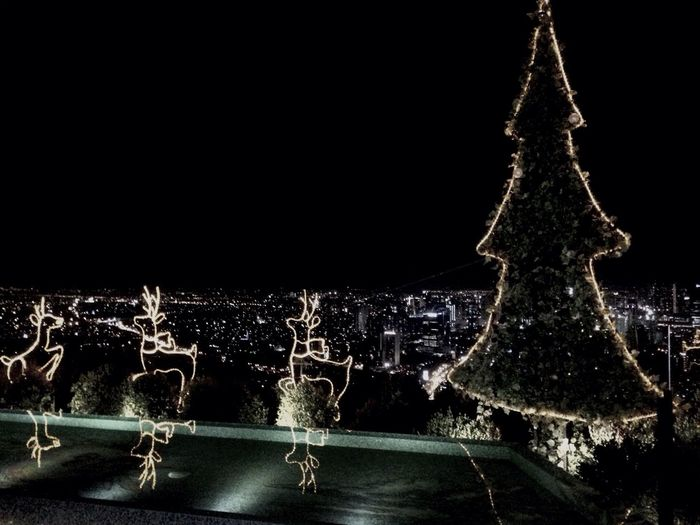 Amazing view from the roofterrace of Skye Bar Jakarta Hello World