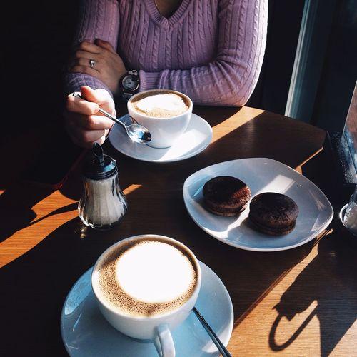 😌☕️👩❤️👩 Cafe Latte Girl Friend!❤ Cafe Americano