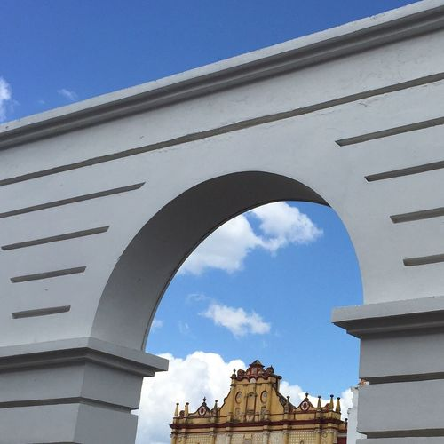 Puerta del cielo Mexico Check This Out Architecture Sky Blue