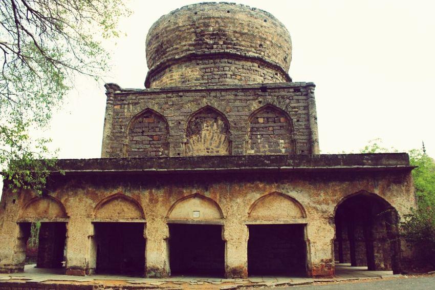 Tomb of Mirza Nizamuddhin Ahmed, Hyderabad, India