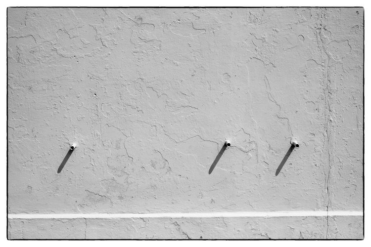 Black & White No People Out And About Outdoors Pattern, Texture, Shape And Form Shadows & Lights Taking Photos Textures And Surfaces