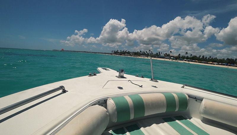 Punta Cana + Relax + Sea Punta Cana , Republicadominicana - Day Playa Relajo Travel Water Sea Nautical Vessel Beach Beauty Sky Cloud - Sky