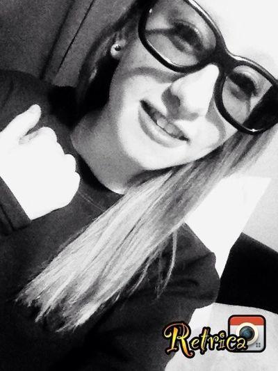 Faded. #blackandwhite #pretty #glasses
