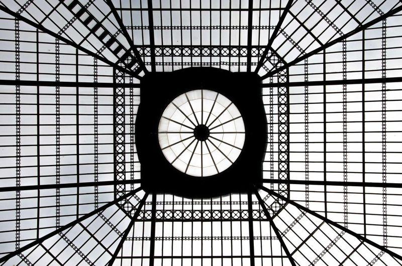 Macro View Of Ceiling