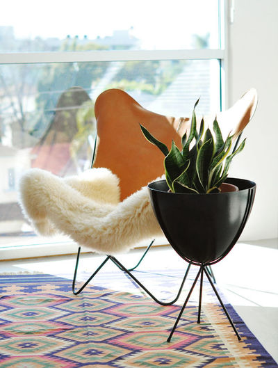 My eyes get ♥-shaped looking at this gorgeous Butterfly Chair. Interior Must Have