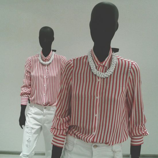 Clothes Visual Merchandising Mode