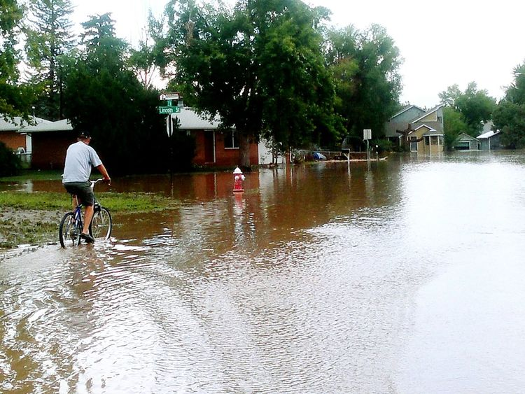 Flooded homes Flooded Streets 1000 Year Flood St. Vrain River Longmont, Co EyeEm Gallery How Do You See Climate Change? American Life Outdoor Photography Damaged Colorado September 2013 Flood How Do We Build The World? Bike Rider flood damage Disaster Scene 2013 How September 2013 FloodFlooded River Floodwaters Here Belongs To Me