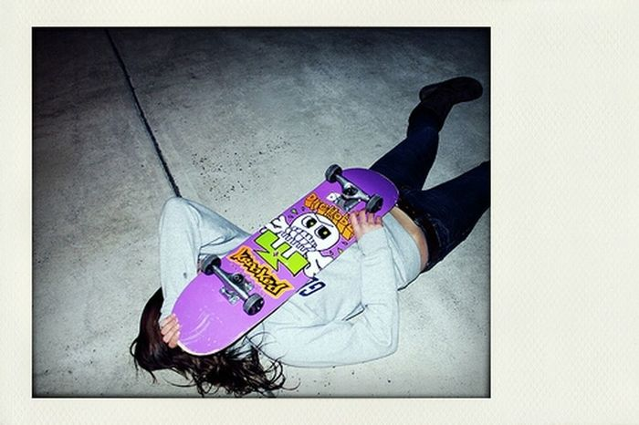 Skateboarding is not only a passion it's me *o* <3 <3