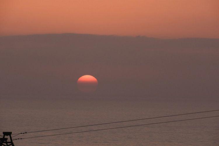 Sun Sunset Sun