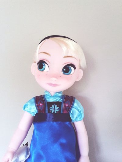 Elsa Frozen La