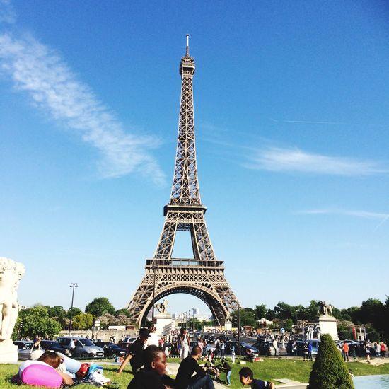 #Tout Eiffel Paris