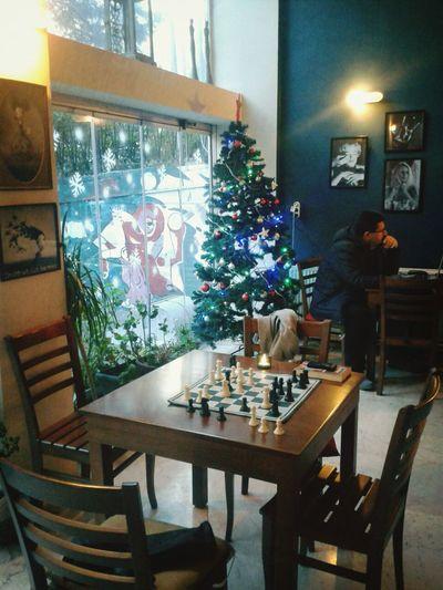 Chess Cafe Yemek