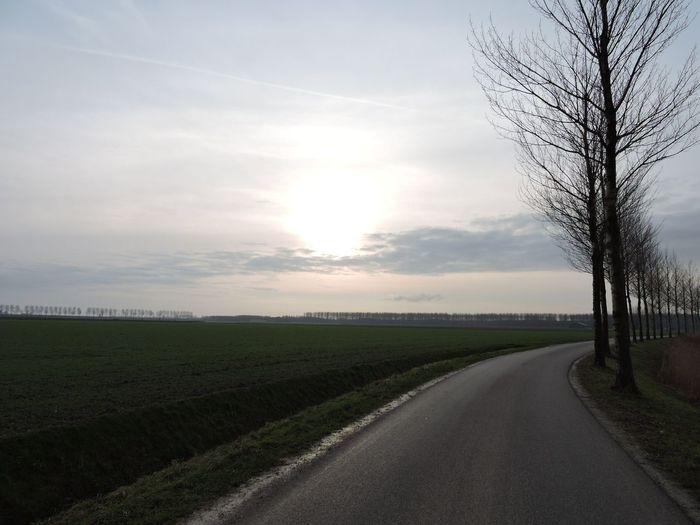 Landscape Taking Photos Dordrecht Landscape_photography