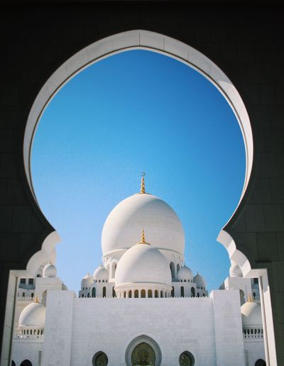 Dome Building Exterior Architecture Built Structure Clear Sky Place Of Worship Belief Religion Spirituality Building Blue My Best Photo My Best Photo My Best Photo