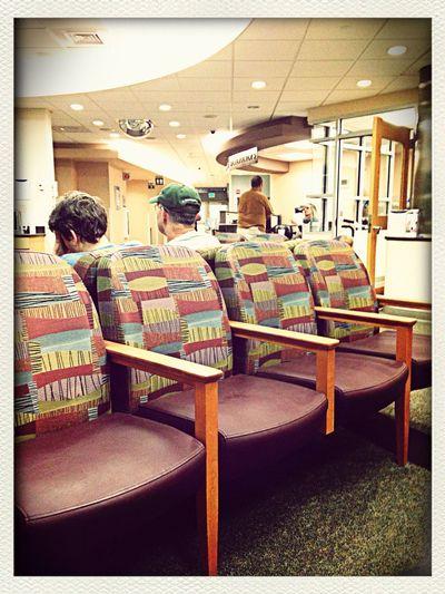 Waiting room hell... Arrrrrgggg First Eyeem Photo