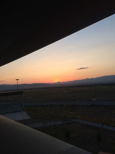 Batış Sun ☀ Gok erzurum Erzurum First Eyeem Photo