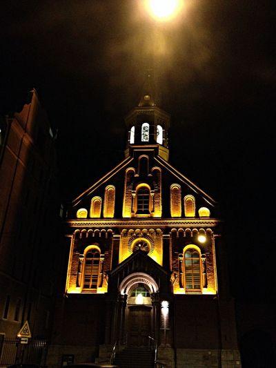 Spb Church Satan Architecture