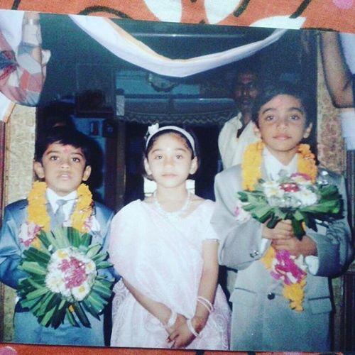 Childhood Pic Janoi Native place😇😄