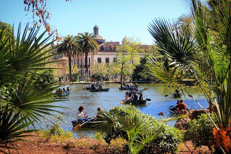 Barcelona parc