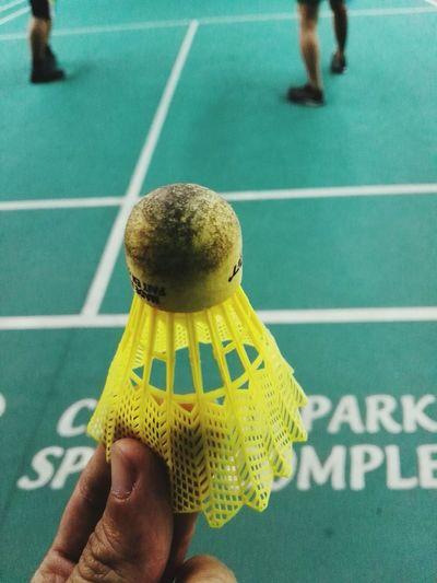 Badminton Centralparksportscomplex