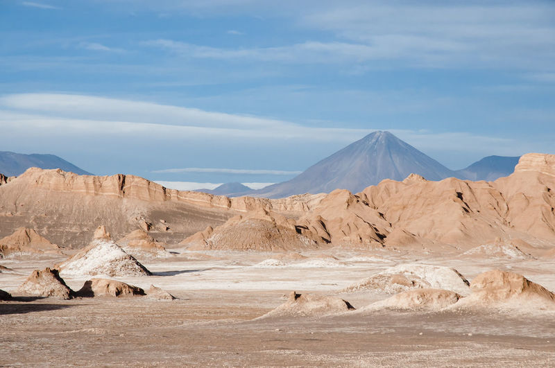 Valley of the Moon - Atacama Desert - Chile Atacama Desert Chile Moon Valley Valle De La Luna Arid Climate Landscape Mountain Valley Of The Moon