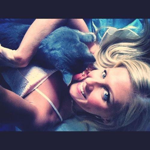 My Kitty And I