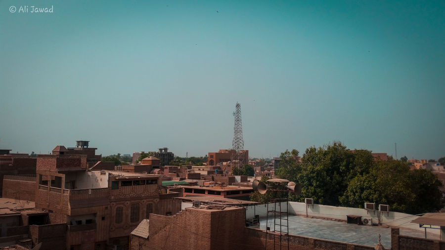 Larkana town Ali Jawad Photography Building Photooftheday Lārkāna Love Moment Beautiful Ever Cityscape City Tree Politics And Government Business Finance And Industry Sky Architecture Television Tower Communications Tower Clock Tower Spire  Urban Skyline Skyscraper Tall - High Antenna - Aerial Tower Office Building Financial District