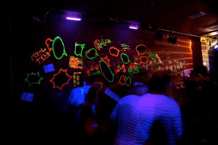 Dj Djイベント Okinawa 沖縄 Japan 日本 Snap スナップ ブラックライト Black Light