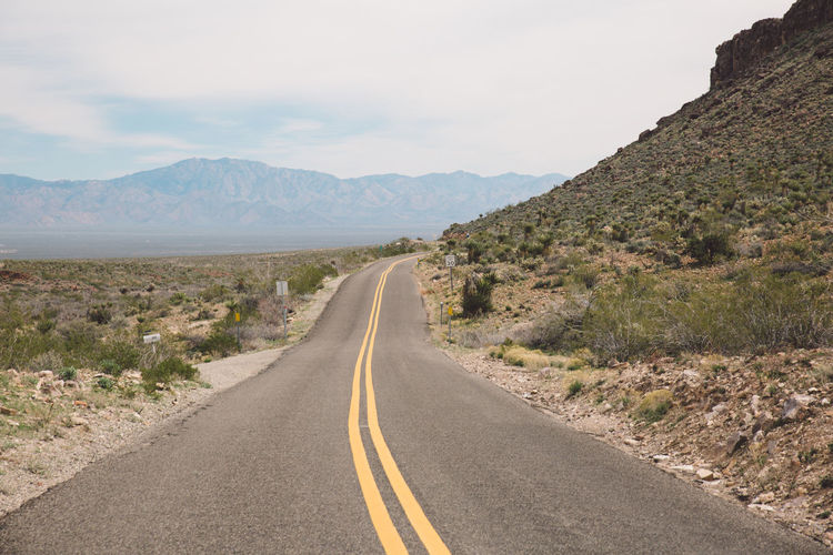 Arid Climate Arid Landscape Arizona Beauty In Nature Day Landscape Mountain Mountain Range Nature No People Outdoors Road Road Roadtrip Route 66 Route66 Scenics Sky The Way Forward Tourist Attraction  Tourist Destination Tranquil Scene Tranquility Transportation Stay Out
