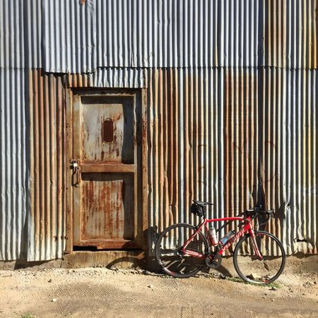 The old mill Bicycle Built Structure No People Building Exterior Mode Of Transport Architecture Day Outdoors