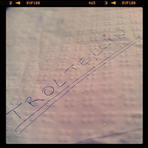 Ganó mi propuesta de valor añadido al IMantel : Troltellin