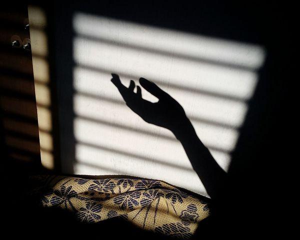 Indoors  Shadow Hand