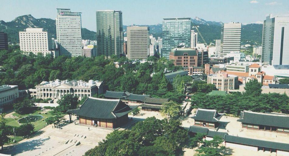 Historical Urbanism Contrast