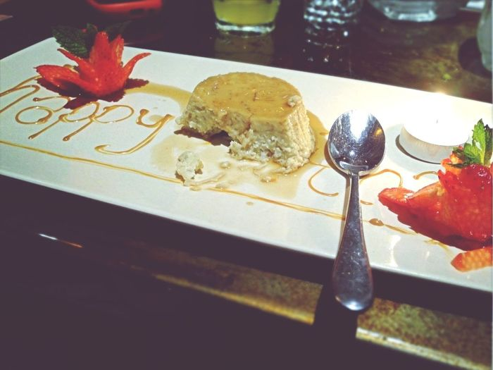 Dessert Flan Pica Pica Enjoying Life