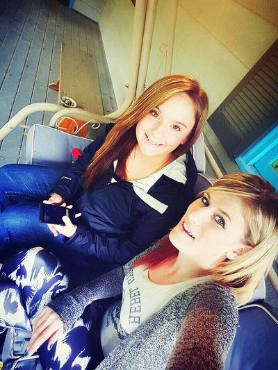I love my bestie Besties Bff OpenEdit Lyssanicole Ashley Smokebreak Frontporch Selfie Beautiful UnbiologicalSister