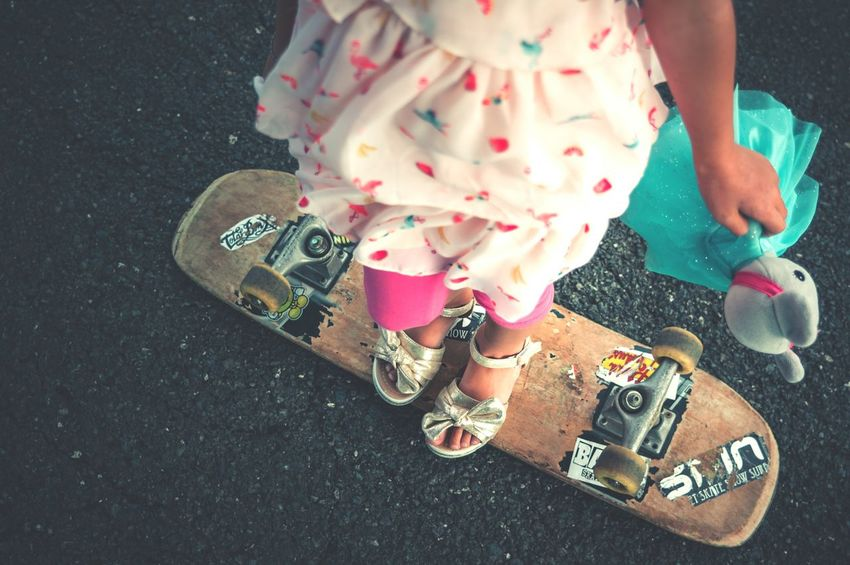 PRINCESS ON THE BOARD| Child People Girls Day Outdoors Close-up Summer Childhood Fresh On Eyeem  EyeEm Best Shots Freshness EyeEm Best Edits EyeEm Gallery EyeEmBestPics Portrait Photography Beautiful People Beauty Real People Lifestyles Portrait Leisure Activity Life Contrast Fun Sports Breathing Space The Week On EyeEm Mix Yourself A Good Time Be. Ready.
