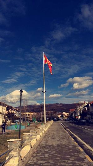 My Village Macedonia Macedonia Flag Beautiful Beautiful View Myhometown