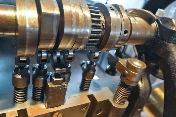 Gold Machinery Mesuem Pforzheim Germany Technisches Museum Pforzheim Work Close-up Handmade Indoors  Jewellery Jewelry Machinery Close Up No People Pforzheim