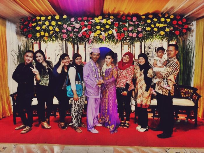 Lia's Wedding