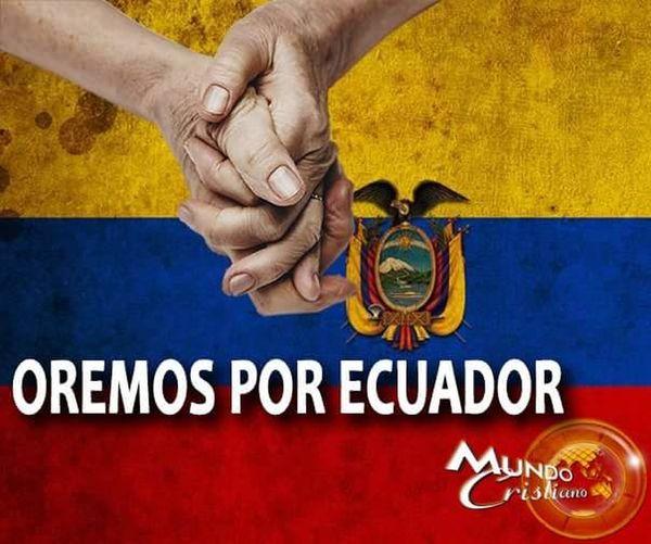 Prayforecuador AllYouNeedIsPrayForEcuador