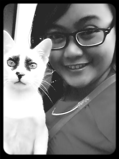 With Cat Panda I Love It ❤