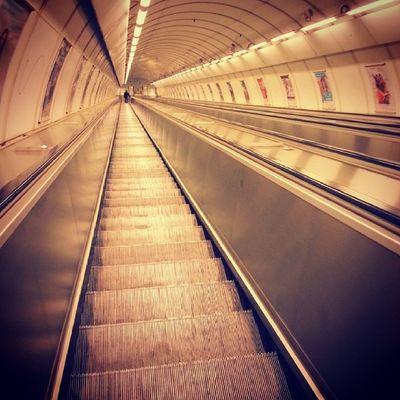 Focen í Pra žských Eskal átorů Je asi nakažlivý viď @jenda21 prague underground instaphoto tagsforlikes