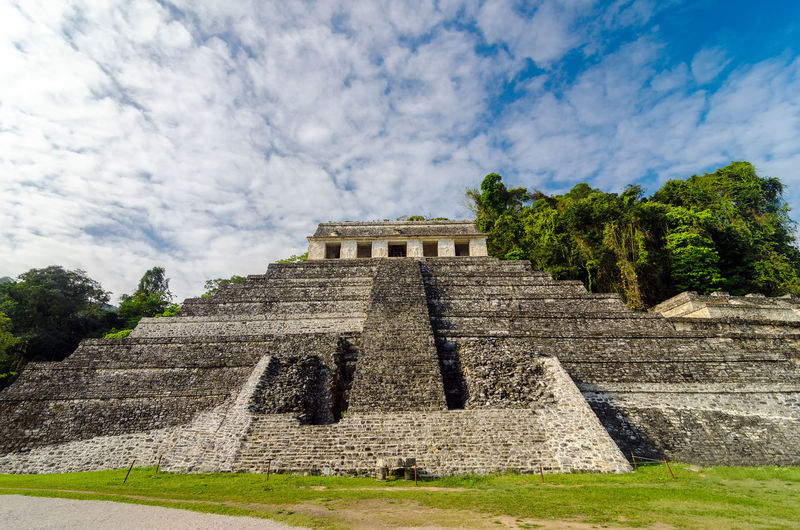 Photo taken in Palenque, Mexico