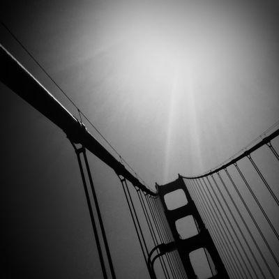 Golden Gate Bridge Enjoying Life
