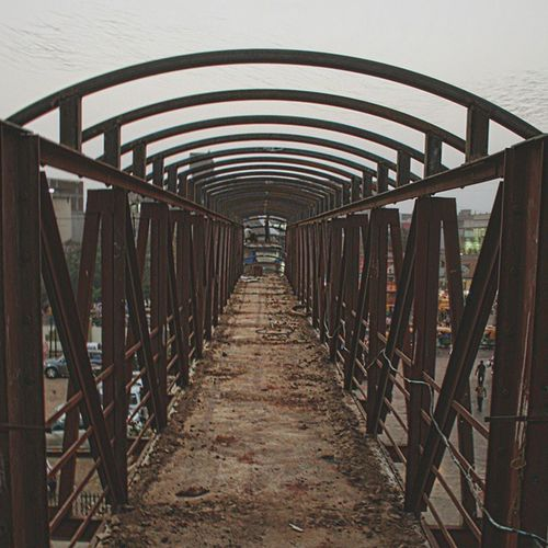 """""""Life is a bridge: pass over it, but build not houses upon it.""""—Old saying. My submission towards @surat_igers's Igs_symmetry @ameyswift'sAlonelyphotowalk Instagram_ahmedabad Surat_igers Ig_Delhi Ips Afadingworld Ahmedabad Indiapictures Vscogrid Vscocam Vscoindia"""