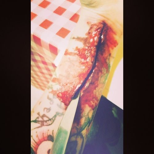 Esperimento Trucco Scenico Makeup Blood Me Halloween Halloween Horrors Halloween Makeup