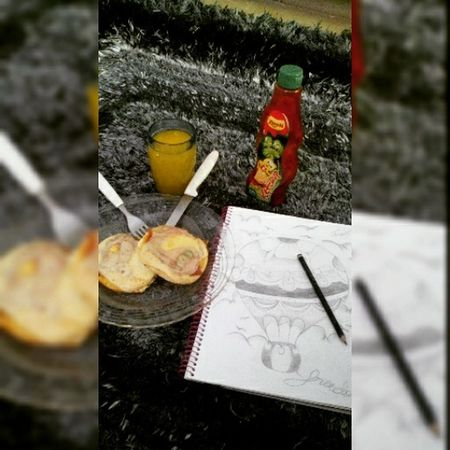 Lanchinhodatarde Delicious ♡ Desenho❤ Tardelinda💜✌